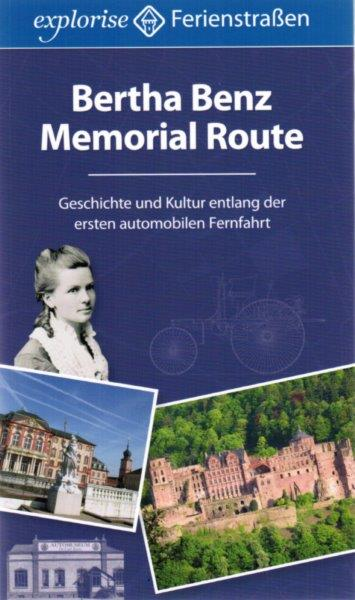 Anna Schnekker - Bertha Benz Memorial Route.